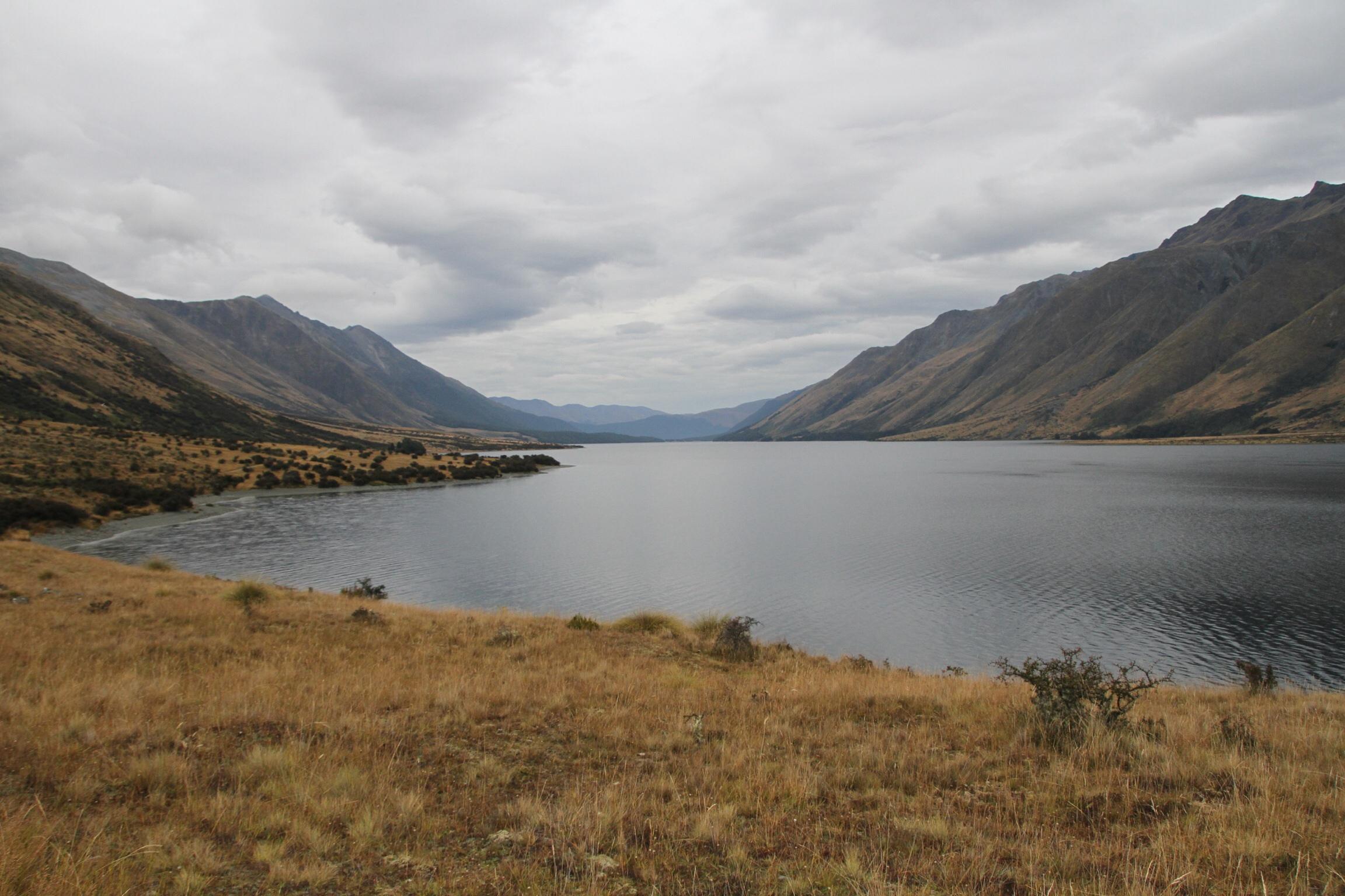 Vom Mavora See zur Kiwi burn Hütte
